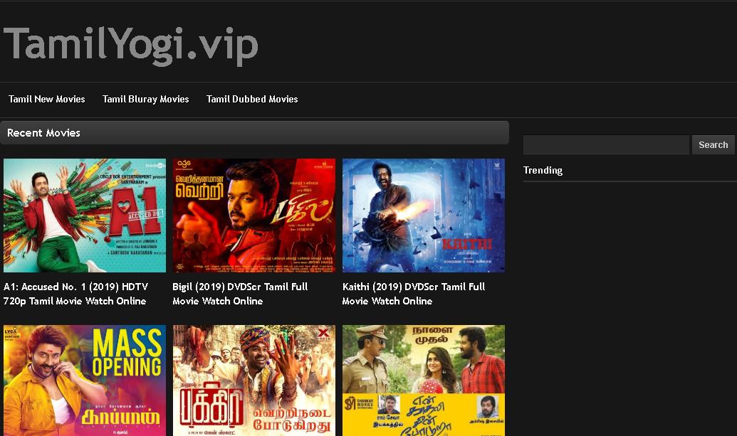 Watch Series New Domain 2020.Tamilyogi Com 2020 Downlaod Latest Tamil Malayalam