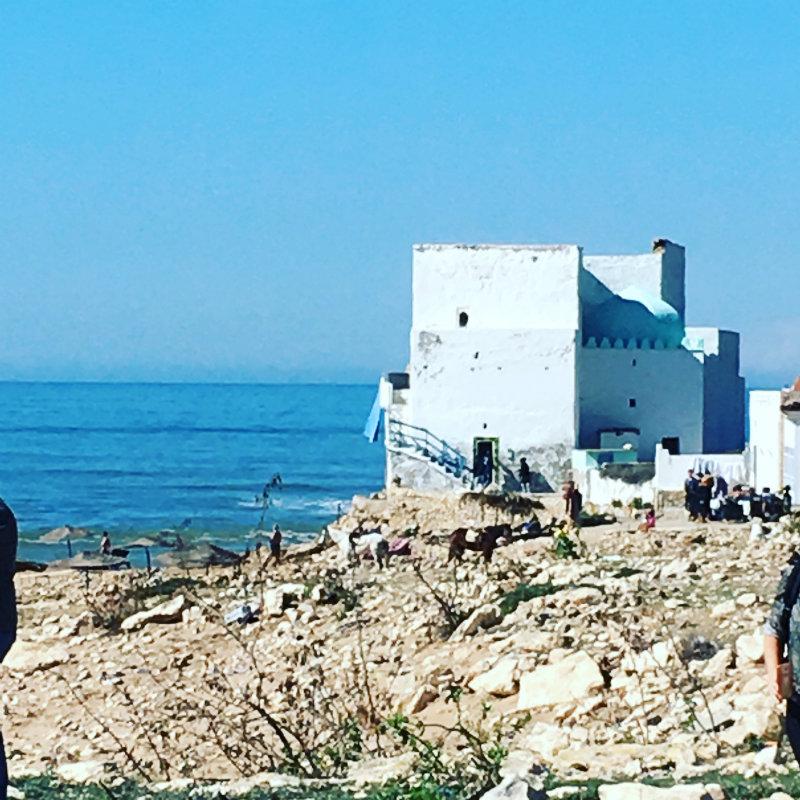 Sidi Kaouki beach