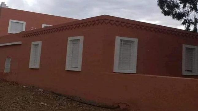 تارودانت..تم بناءه من طرف الساكنة..مركز صحي بجماعة النحيت بدون طبيب