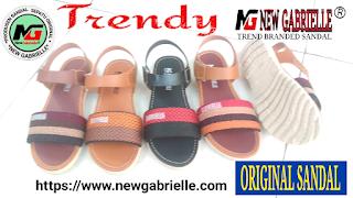 Sandal flat NewGabrielle