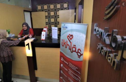 Alamat lengkap dan Nomor Telepon Kantor Bank BJB Syariah di Banjar