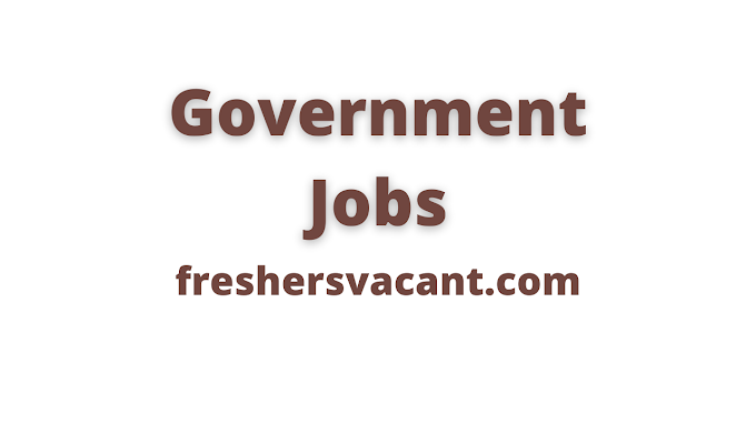 Latest Government Jobs  Alert | Various government jobs requirement news