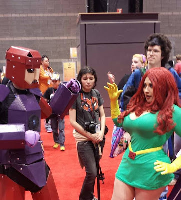 Ivy Doomkitty classic jean grey cosplay.