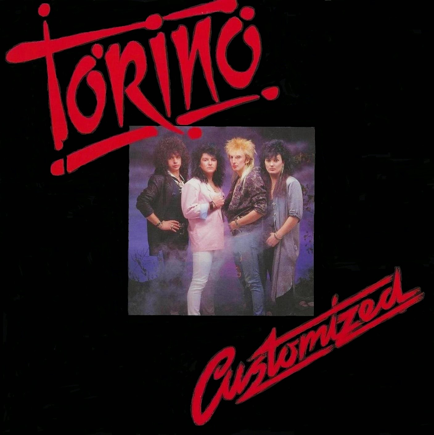Torino Customized 1988 aor melodic rock