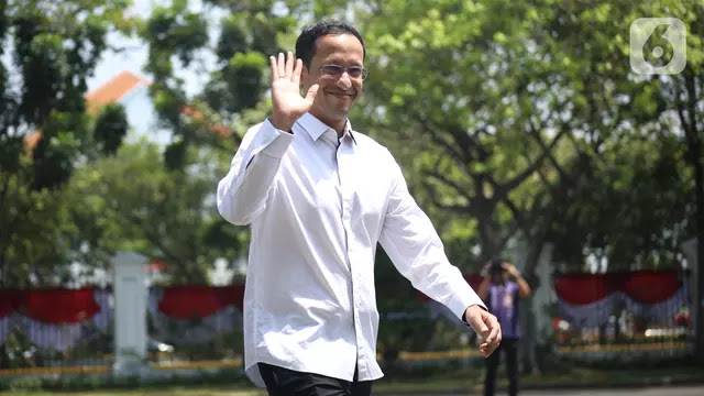 Mantan Founder dan CEO GOJEK Nadiem Makarim Resmi Menjabat Menteri Pendidikan dan Kebudayaan RI 2019-2024