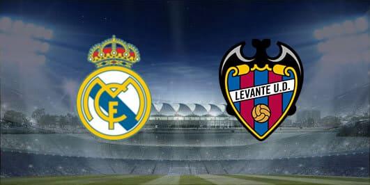 مشاهدة مباراة ريال مدريد و ليفانتي  بث مباشر بتاريخ 22-02-2020 الدوري الاسباني