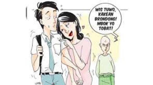 Sidang Cerai Setahun Lamanya, Nenek 52 Tahun di Surabaya ini Sudah Punya Banyak Cowok SMA