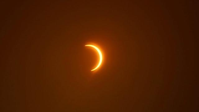 Δακτυλιοειδής ηλιακή έκλειψη στις 10 Ιουνίου - Δεν θα είναι ορατή από την Ελλάδα