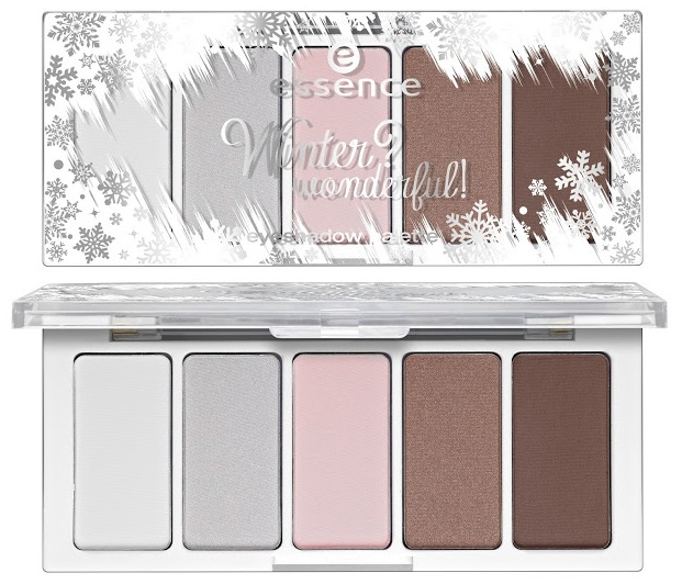 Essence- Winter Wonderful! - Eyeshadow Palette