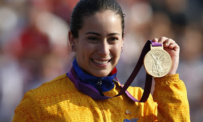 Colombian BMX Queen Mariana Pajon to Rock Again in Summer Rio Olympics 2016