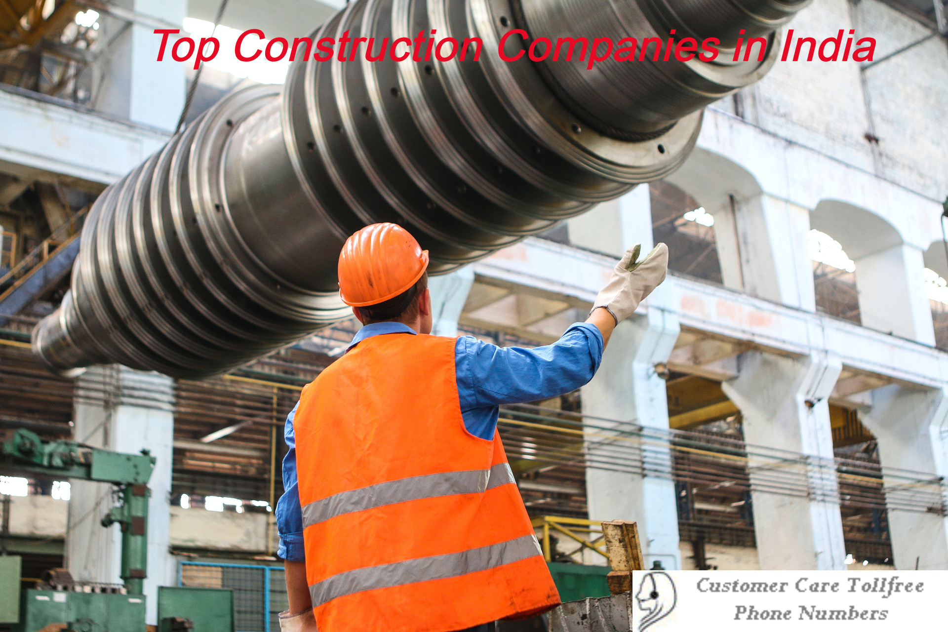 List of Top Construction Companies in India