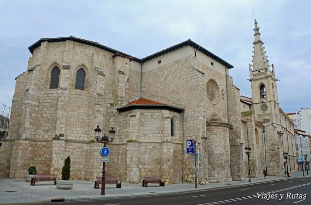 Iglesia de la Merced, Burgos