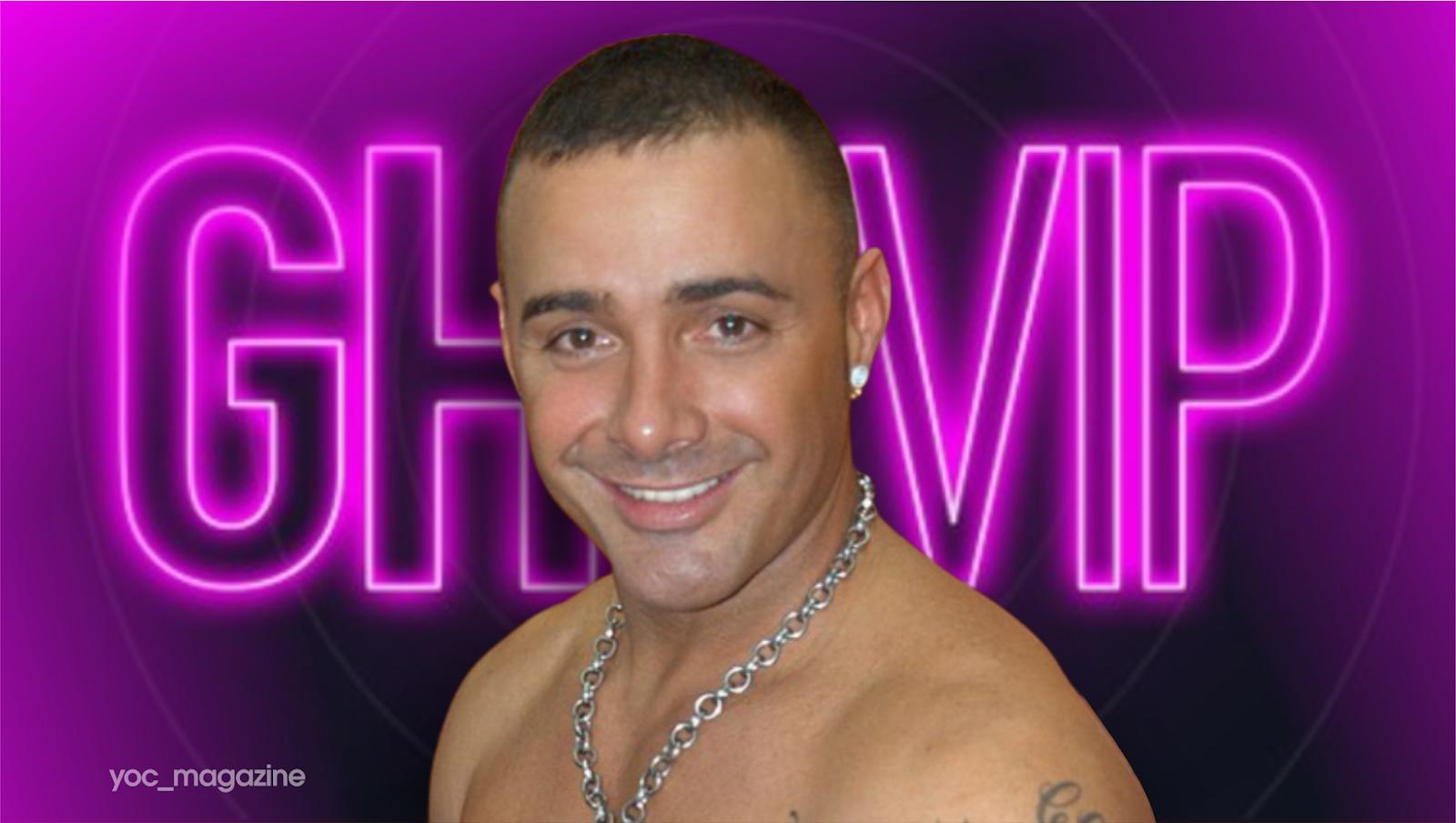 Peliculas porno dinio garcia Confirmado Dinio Garcia Ex De Marujita Diaz Y Actor De Cine Para Adultos Nuevo Concursante De Gh Vip 7 Extra Vip