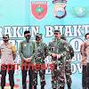 Kodam Hasanuddin Bekerjasama Polda Sulsel dan Yayasan Buddha Tzu Chi Wilayah Makassar Gelar Baksos