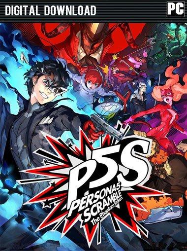 Persona 5 Strikers (PC)