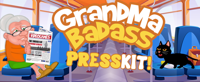Grandma badass press
