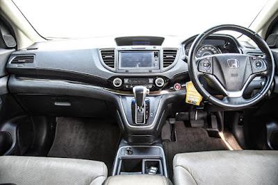 Honda CRV Bekas