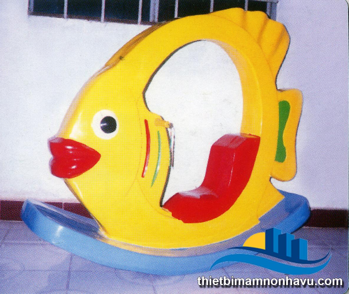 Bập bênh con cá vàng