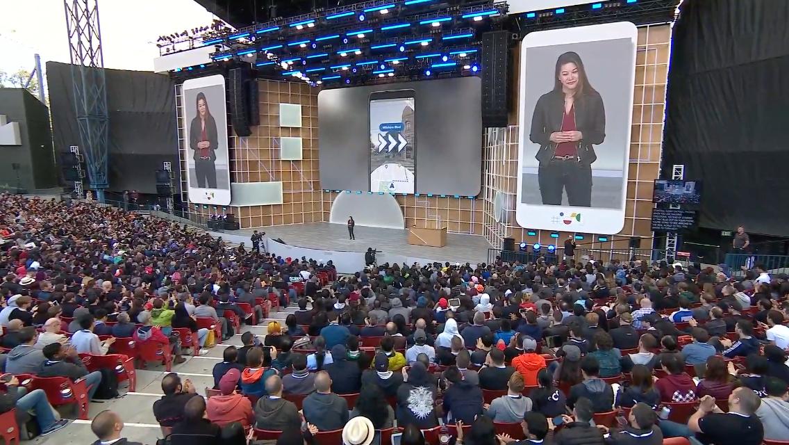 100 'cose' annunciate a Google I/O 2019