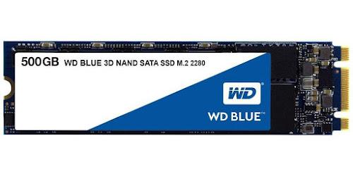 WD Blue 3D 500 GB