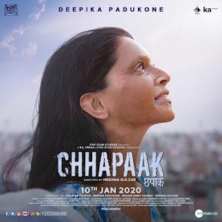 Chhapaak 2020 Download 720p WEBRip