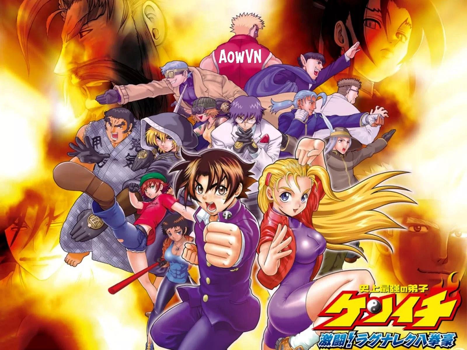 AowVN.org minz%2B%25287%2529 - [ Anime 3gp Mp4 ] Kenichi - Võ Sinh Mạnh Nhất Lịch Sử | Vietsub