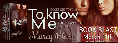 Book Blast: To Know Me Box Set by Marcy Blesy [Excerpt & Giveaway]