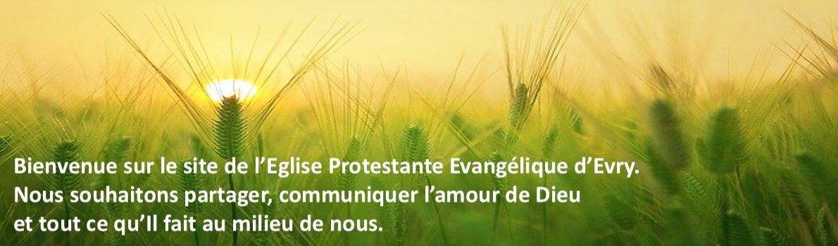 Eglise Protestante Evangélique d'Evry