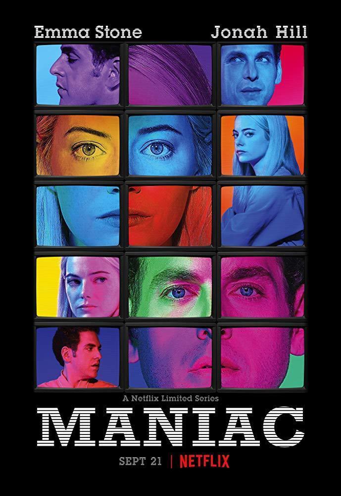 Maniac Temporada 1 Completa 720p Dual Latino/Ingles