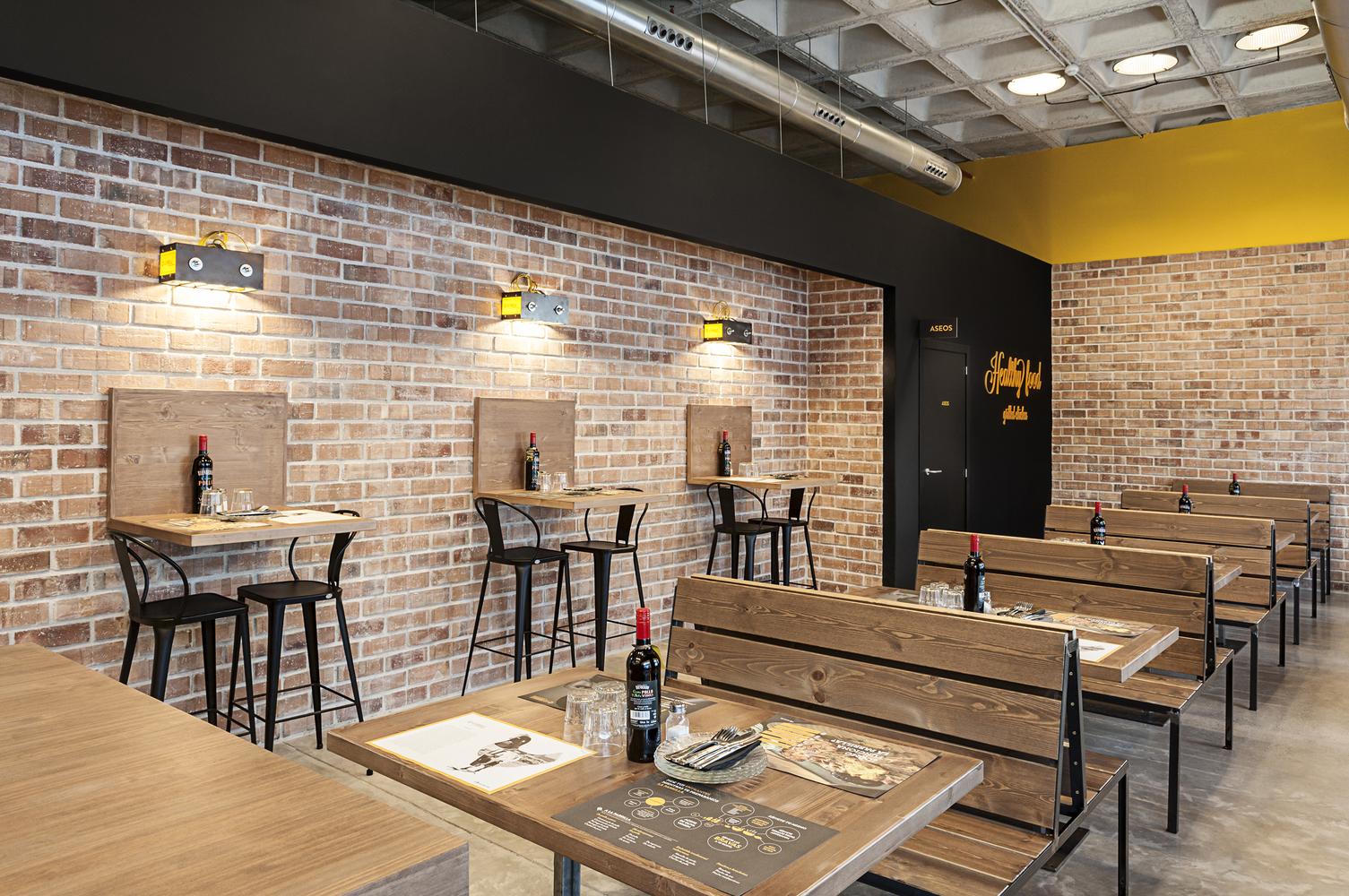 Marzua restaurante la parrilla por barea partners for Plataforma arquitectura