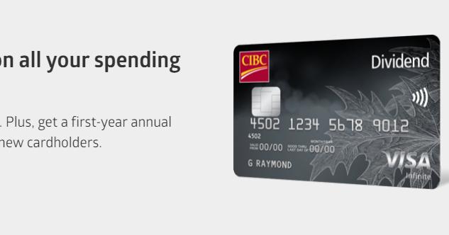 Cibc Cash Back Credit Card