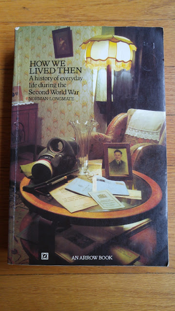 Book--How We Lived Then