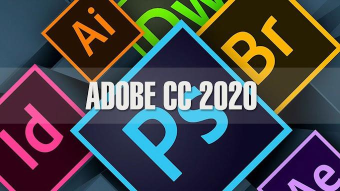 Tải về Adobe CC 2020 dành cho Windows và Mac OS đã kích hoạt sẵn, cài đặt là dùng được ngay mới nhất 2020