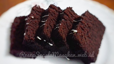 Resep Brownies Talas