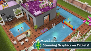 The Sims FreePlay Apk v5.25.1 Online (Mod Money/LP/Social Points) Terbaru