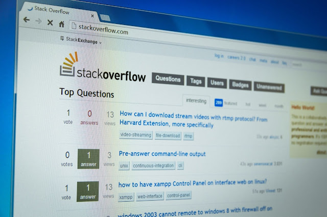 The secrets of Stack Overflow decrypted