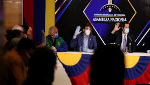 Consulta popular para continuar apoyando al Parlamento al mando a Juan Guaidó