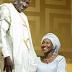 PHOTO: Tight Security In Daura As Buhari's Daughter Weds