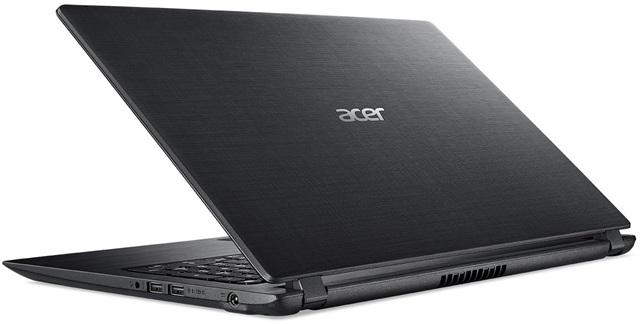 Acer Aspire 3 A315-51-38LS: procesador Core i3 + disco duro SSD