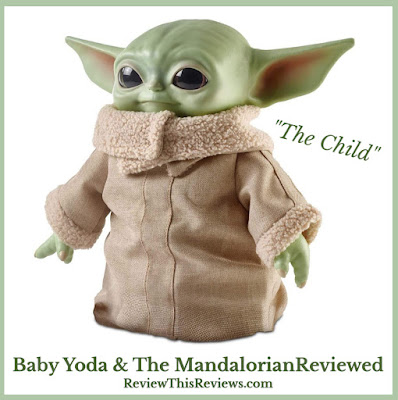 Baby Yoda (The Child) & The Mandalorian Star Wars Series Reviewed