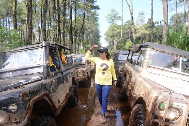 OUTBOUND OFFROAD DI LEMBANG | Dinkes Soreang Bandung