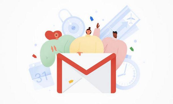 حساب جيميل gmail،مميزات جديدة في حساب جيميل gmail،خصائص جيميل gmail البريد الإلكتروني جيميل gmail.