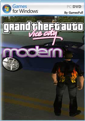 Gta Vice City Moderno v1.2 PC [Full] Español [MEGA]