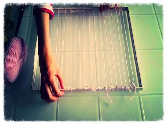 Cómo elaborar un telar casero