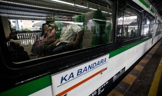 Kereta Bandara YIA-Kebumen Beroperasi, PT KAI Gunakan GAPEKA 2019