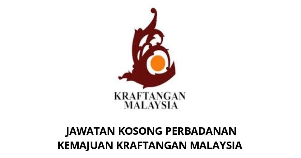 Jawatan Kosong Perbadanan Kemajuan Kraftangan Malaysia 2020 Spa