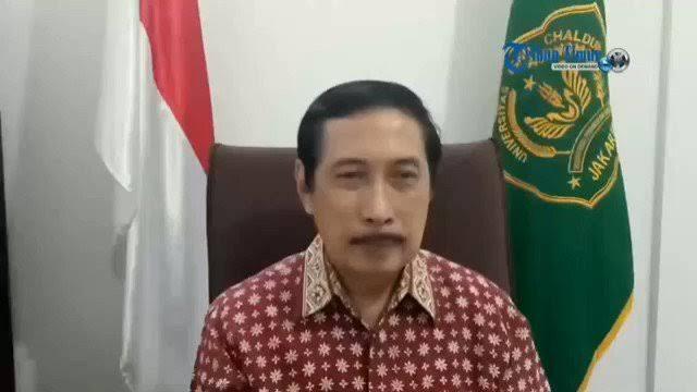 "Musni Umar Kritik Pernyataan Menag soal Radikalisme Masuk Masjid lewat ""Anak Good Looking"""