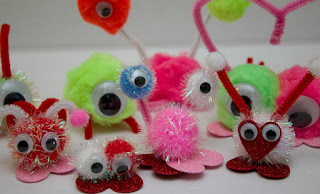 valentine's love bugs
