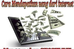 Cara mendapatkan Uang dari Internet menggunakan pemendek link (shortlink)