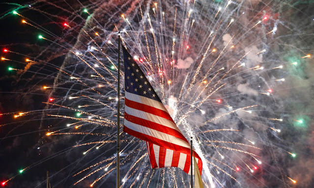 Fourth of July Fireworks Images